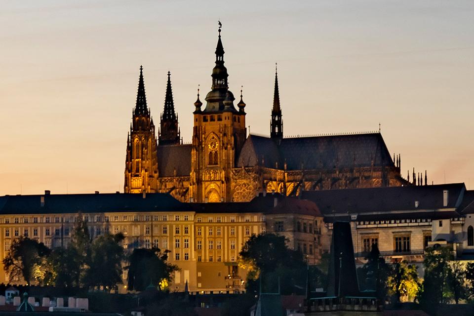 Castello di Praga-04(Cattedrale di San Vito, San Veceslao e Sant Adalberto)